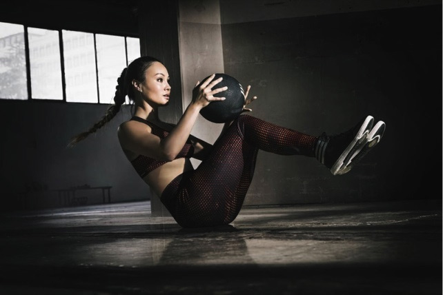 fitness outfit adidas